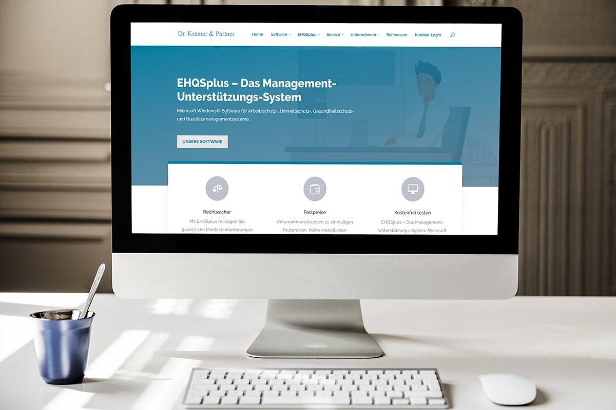EHQS - Unternehmen