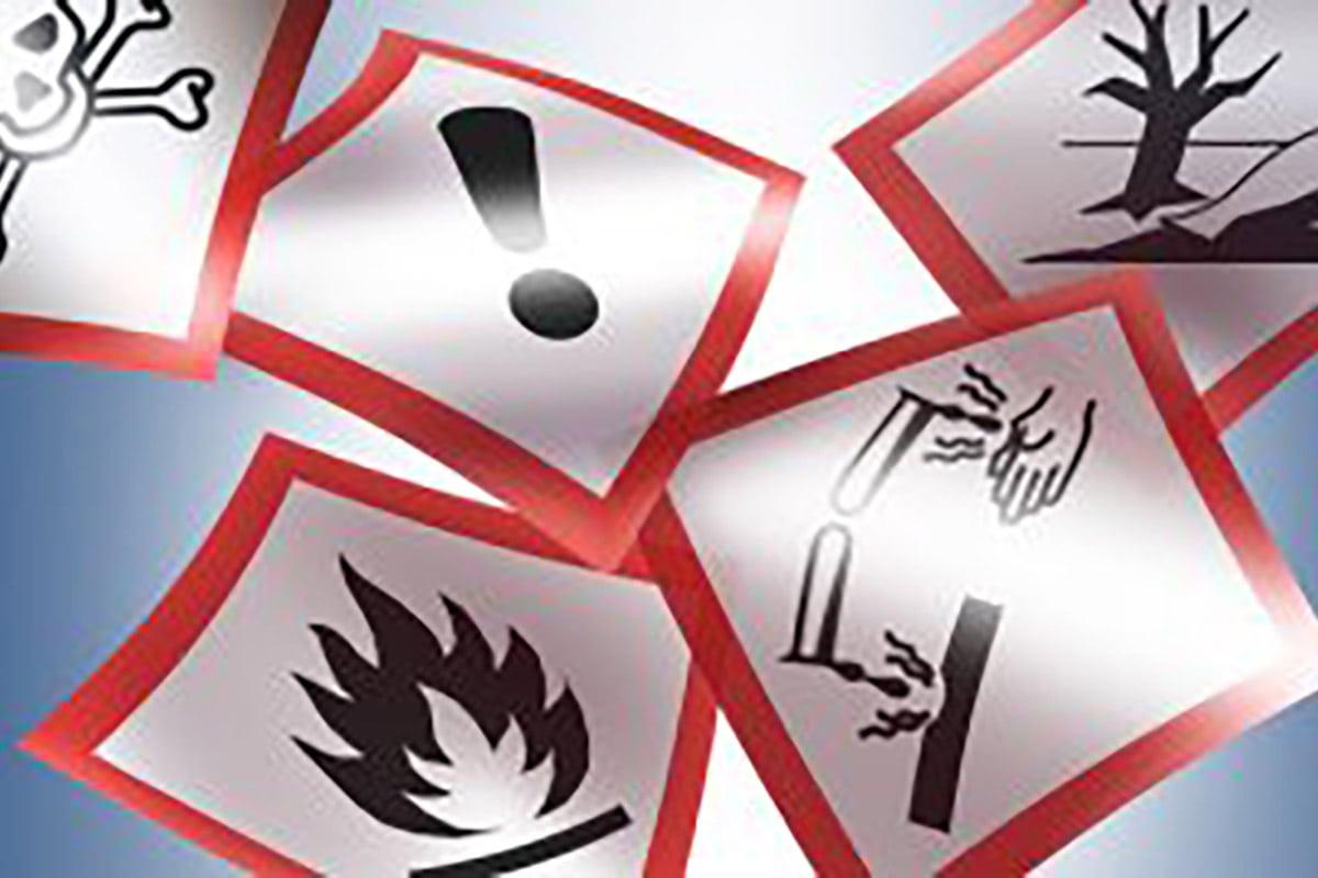 Software für Gefahrstoffmanagement